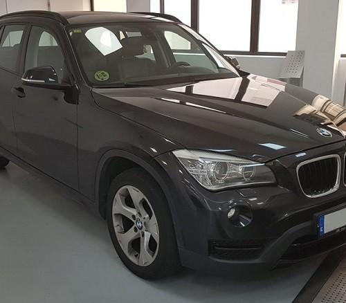 MP012 Alquier BMW serie 1 negro madrid