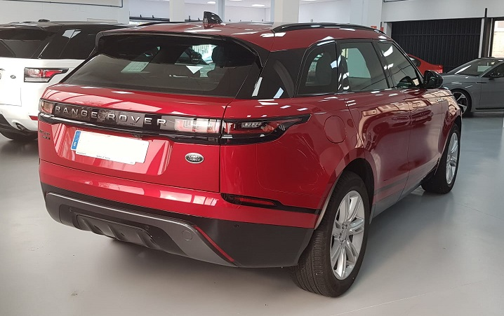 PM012 Alquier Range Rover rojo madrid