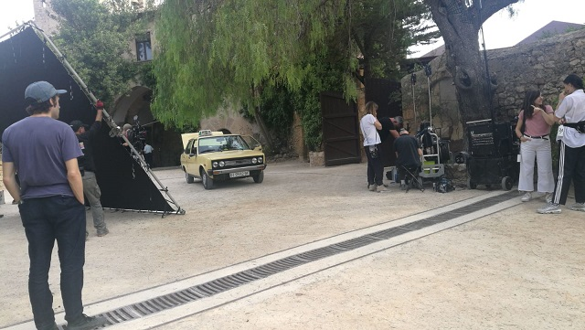 Tyreaction anuncio heineken daniel craig vs james bond advertisement 2020 picture vehicles vehiculos de escena spain 12