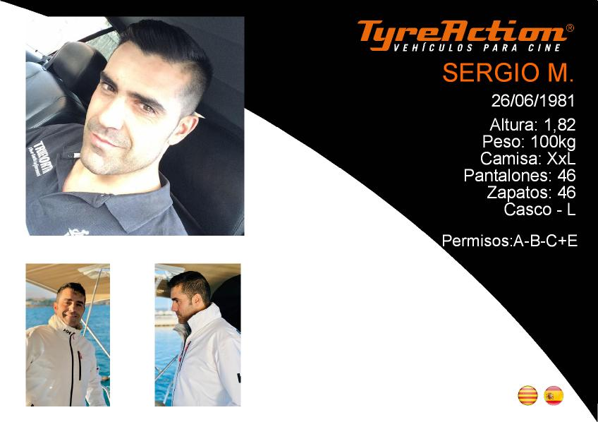 Ficha Sergio M.Tyreaction