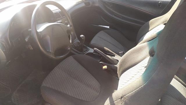 pm014 alquiler Ford probe clasico vehículos de escena madrid tyreaction azul oscuro int