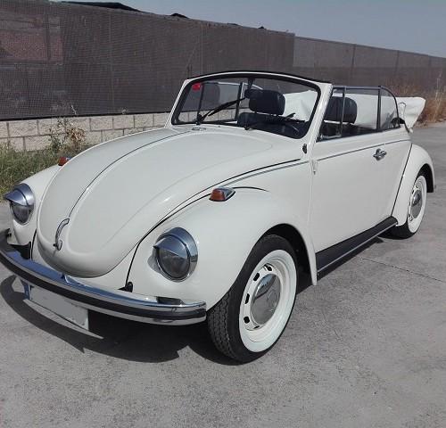 pm014 alquiler volkswagen vw escarabajo beetle descapotable cabrio vehículos de escena madrid tyreaction blanco front
