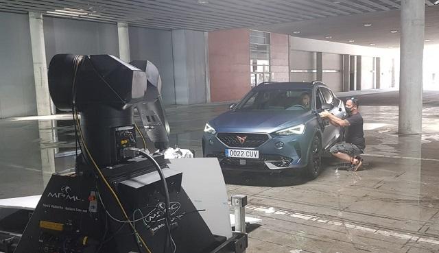 tyreaction precision driver anuncio cupra formentor scorpio russian arm carcare barcelona vehículos para cine 2